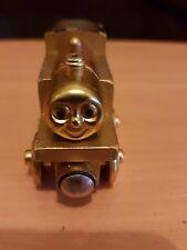 Gold Thomas 60th Anniversary edition thomas the tank engine wooden railway
