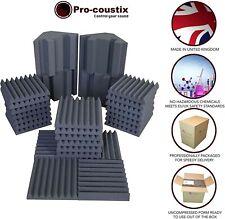 Ultraflex Studio Pack Sound Proofing Treatment Kit For Studios and Home Cinemas