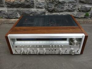 Vintage Pioneer SX-3900 stereo receiver . VG condition.