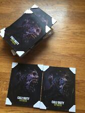 Lot NEW Call of Duty: WWII Lenticular Zombie Print cod ww2 world war ii 2 poster