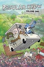 Regular Show Vol. 1 by Kc Green (English) Paperback Book