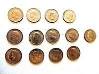 """1964 - 1970 Greek Fifty (50) Lepta Coin """"One Coin Per Purchase"""""""