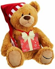"Gund 14"" Stuffed Teddy Bear Christmas 2017 Exclusive From Amazon - New!"