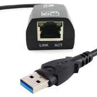 USB 3.0 External Network Card LAN Adapter Ethernet Adapter for PC Accessory