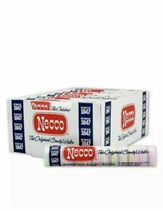24 ct Necco Original Candy Wafers - 2.2 oz Rolls