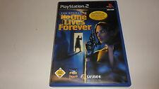 PlayStation 2 PS 2 No One Lives Forever: the operacional