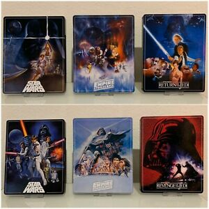 Front Cover Magnets for Star Wars Steelbooks