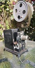 Década de 1920 alemán Kinematograph Proyector 35mm, Incluye Carrete de película silenciosa Original