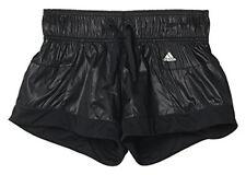 Adidas fille Pantalon de Sport Wardrobe Tissé Short Noir Blanc 170