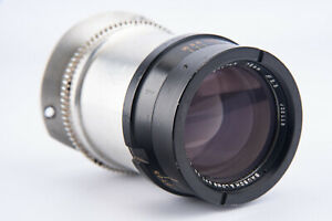 Bausch + Lomb Baltar 75mm f/2.3 T2.5 Fast Cine Lens for Mitchell 16 Mount V16