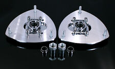 Subaru Impreza 2.5 RS Billet Aluminum Front Camber Plates Kit For Coilover