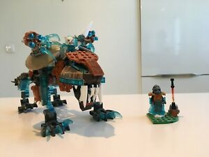 LEGO Legends Of Chima - 70143 - Le Robot Tigre