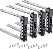 "2.5"" SAS/SATA Hard Drive Tray Caddy For Dell PowerEdge R710 R610 R620 R715 G176J"