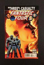 FANTASTIC FOUR #587 Comic Book 1:50 SPOILER VARIANT John Cassaday Marvel 2011