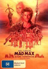 MAD MAX BEYOND THUNDERDOME  DVD MEL GIBSON FREE POST WITHIN AUSTRALIA
