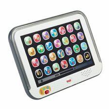 Fisher-Price Tablet Lernspaß -  Lernspielzeug für Kinder ab 1 Jahr - grau/weiß