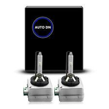 Pair 5000K D3S D3R D3C HID Xenon Bulbs Replace OEM Factory HID Headlights