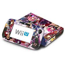 Skin Decal Cover for Nintendo Wii U Console & GamePad - Rosario+Vampire 2