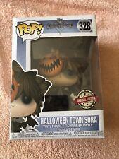 Halloween Town Sora Funko Pop Vinyl Figure #328 Kingdom Hearts Special Edition