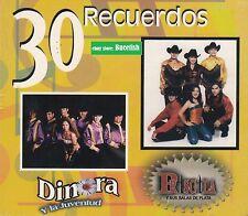 Dinora y La Juventud y Priscila y sus balas de Plata 30 Recuerdos Box set 3CD
