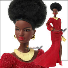 40th Anniversary First African American Black Barbie Collector Doll