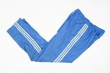 70s Vintage ADIDAS Tracksuit Bottoms | Medium | Trackies Three Stripe Originals