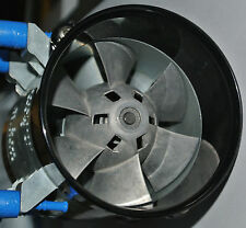 HP NIDEC 12V 200W BLDC Jet Engine Gebläse Ducted Turbo Fan Brushless Blower ESC