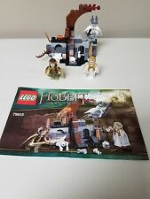 Lego #79015 Witch-King Battle with Minifigures & Manual-The Hobbit
