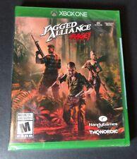 Jagged Alliance Rage (XBOX ONE) NEW