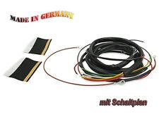 NSU faisceau câbles OSL 251 (avec schéma) Câble équipé Moto -