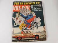 Vintage Original February 1966 Hot Rod Magazine Automotive Custom Car Mods