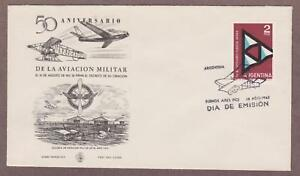 Argentina # 740 , Soaring Into Space FDC - I Combine S/H