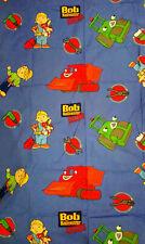 Kinderbettwäsche Bob der Baumeister 135 x 200 2 tlg Bettbezug