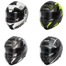Spada Orion Flip Up Motorbike Helmet Touring  Motorcycle Front Modular
