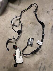 20 21 CHEVROLET Silverado GMC Sierra Power Tailgate Lock Backup Camera Harness