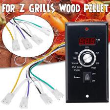 120V Digital Thermostat Controller Board For Z GRILL Wood Pellet BBQ Smoke