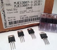 10 pieces MJE13007 TO-220 NPN POWER TRANSISTOR 400V 8A 80W = BUL67
