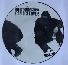 "DEFINITION OF SOUND Can I Get Over 12"" Circa YRT97 UK 1992 VG+ PIC DISC"