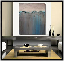ABSTRACT CANVAS  PAINTING MODERN WALL ART Large US ELOISExxx