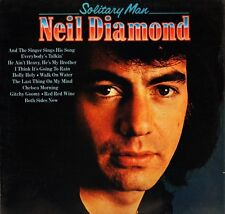 NEIL DIAMOND solitary man SHM 3093 uk hallmark LP PS EX+/VG+