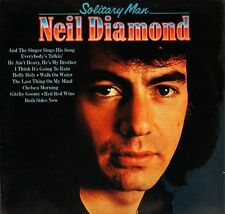 NEIL DIAMOND solitary man SHM 3093 uk hallmark LP PS EX+/VG+