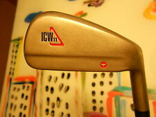 MENS RH TAYLOR MADE ICW11 4 IRON - STEEL