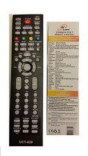 UNIVERSAL REMOTE CONTROL TV UCT 039 LINBOX APOLLO BLOW DIGIB OPTICUM SKYSAT