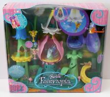 Mattel Barbie Fairytopia Peony Set Blumenhaus - NEU NEW