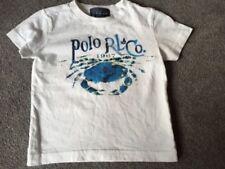 Ralph Lauren Graphic T-Shirts & Tops (0-24 Months) for Boys