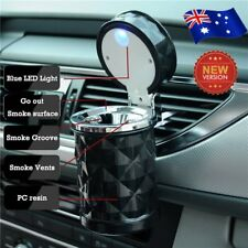 Portable Auto Car Truck LED Cigarette Smoke Ashtray Ash Cylinder Cup Holder BP