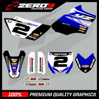 Custom MX Graphics Kit: YAMAHA YZ 85 2002 - 2020 - TEAM ISSUE