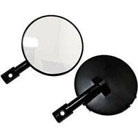 Spiegel Lenkerende schwarz Shin Yo INH 1 PAAR superbike bar end mirror black