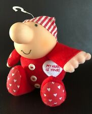 Ziggy Plush Doll By Tom Wilson - My Heart is Yours (1990) - Vintage