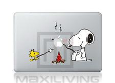"Hülle Case Aufkleber Sticker Schutzfolie Apple Macbook 15""   Snoopy 2"